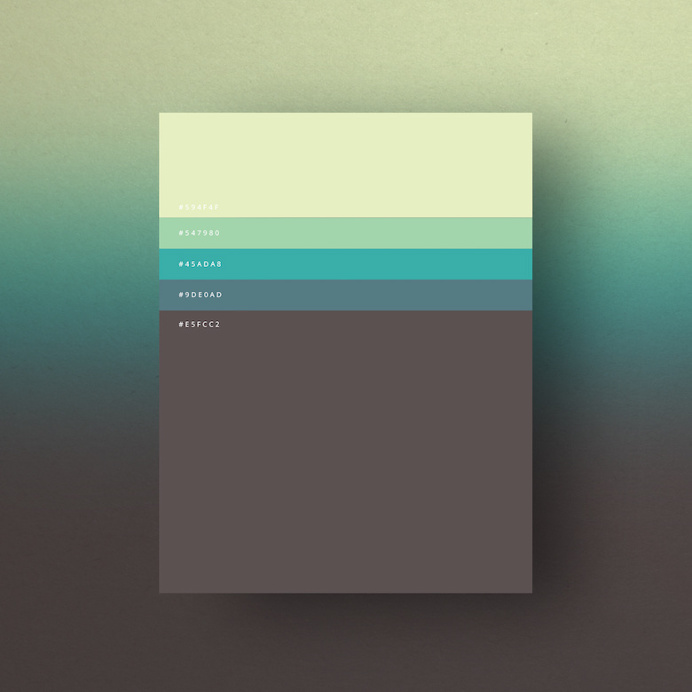 #Minimal #color #palette #buy #poster #cool #colors #2016 #palettes #minimalist #hex #code #colors #collection #behance @dribbble