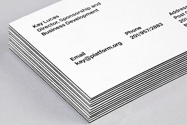 Pentagram #edge #coloring #business #card #print