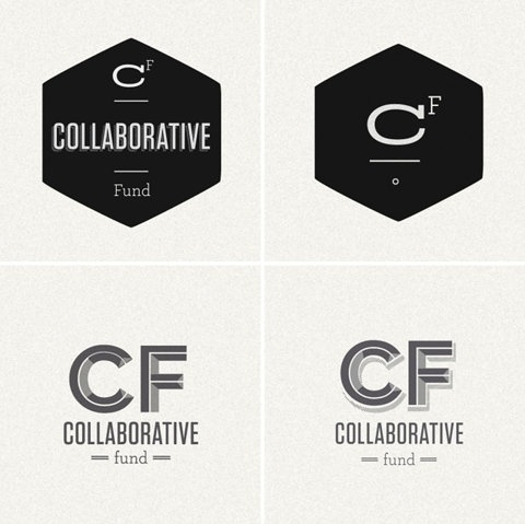 FFFFOUND! | Collaborative Fund is up! : Kelli Anderson #logo