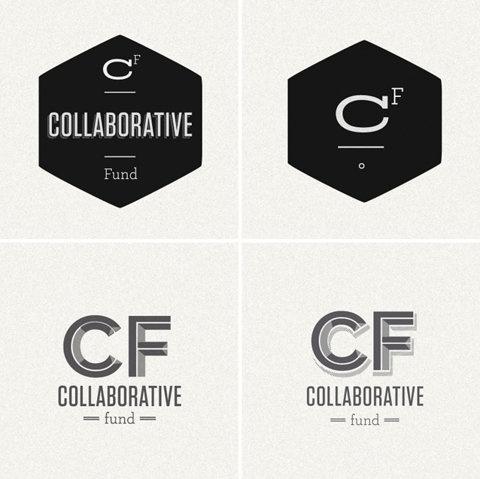 FFFFOUND! | Collaborative Fund is up! : Kelli Anderson #logo