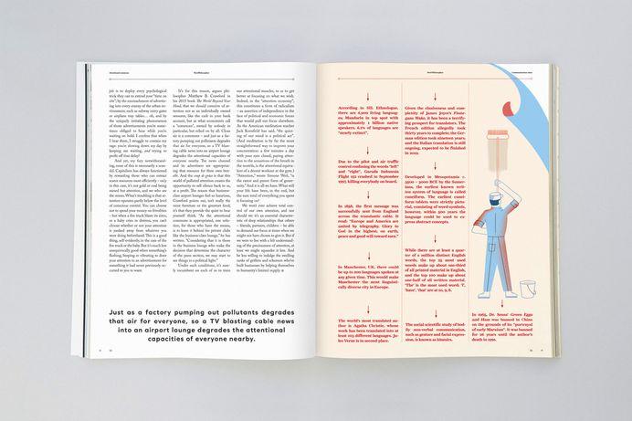 Newphilosopher magazine on Behance