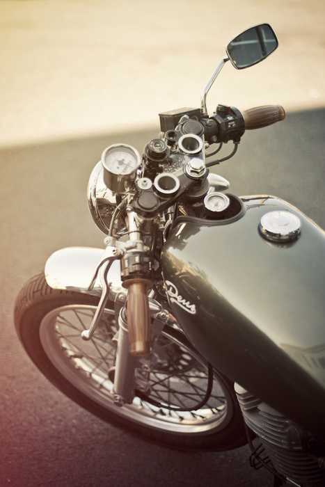 Art for Amy #motorbike #deus