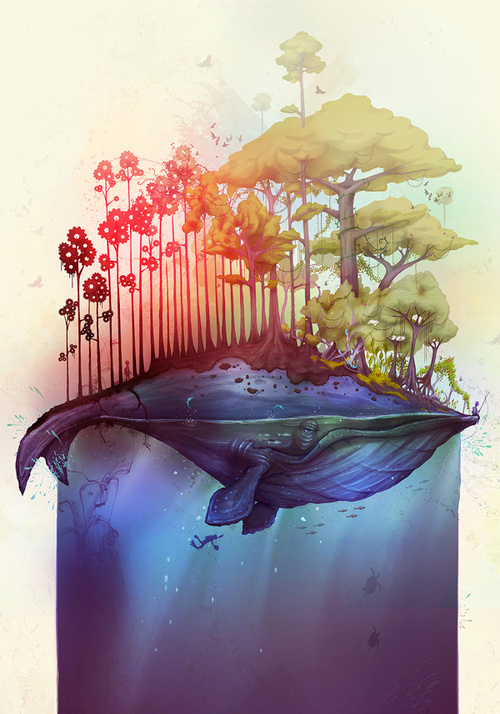 Illustration by Thiago Neumann #illustration #design #graphic #art