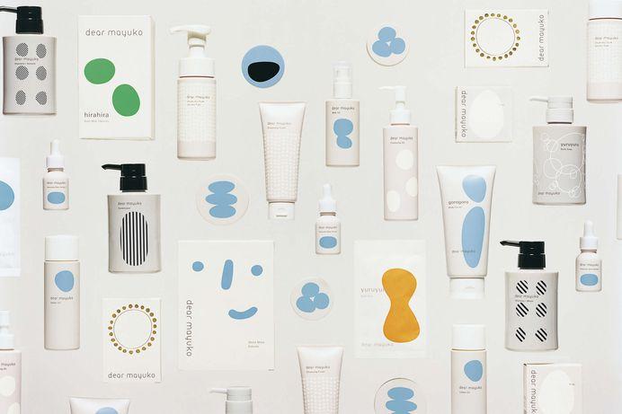 dear mayuko package - Daikoku Design Institute