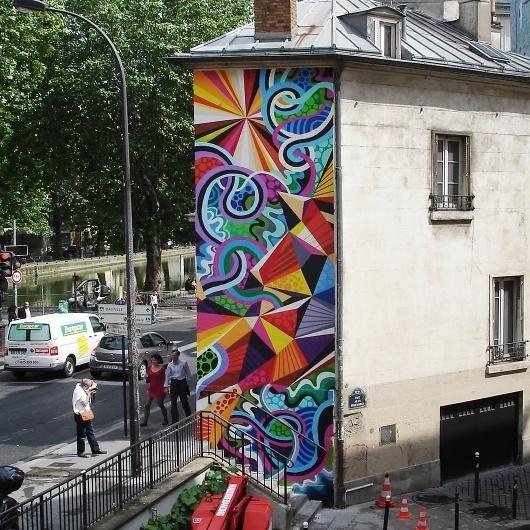 mwm_dulux_paris_mural_1.jpg 1060×1060 pixels #mural #art