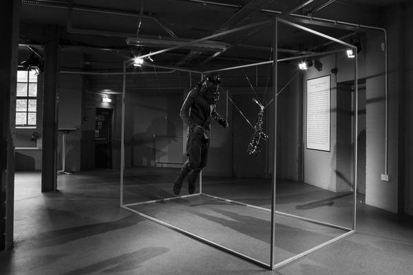 Image of Aitor Throup Unveils New Object Research #sculpture