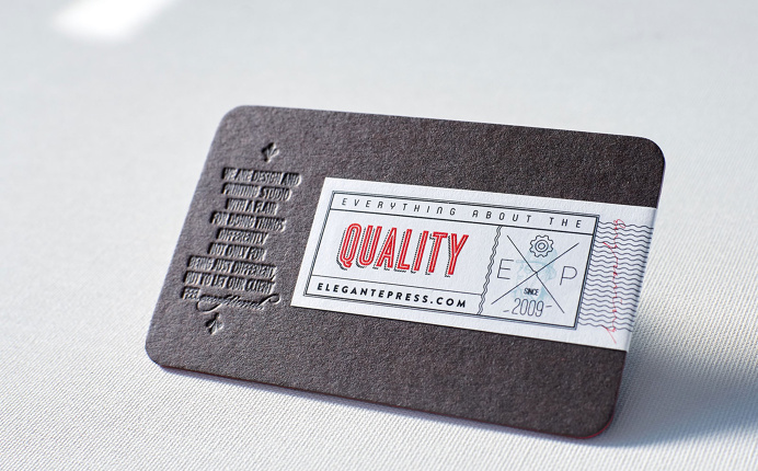 Best letterpress business cards expensive card images on designspiration the most expensive business card printed in 4 different technologies 3 layers of paper with colourmoves