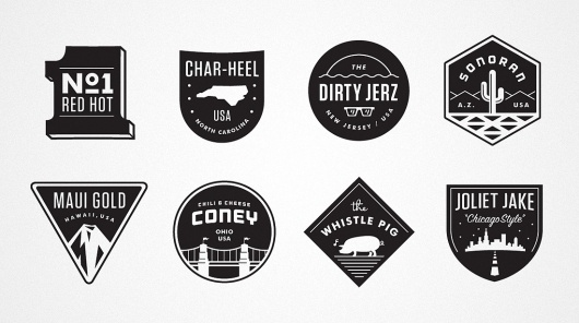 Dribbble - JJ_BADGES.jpg by Matt Stevens #logo #badge