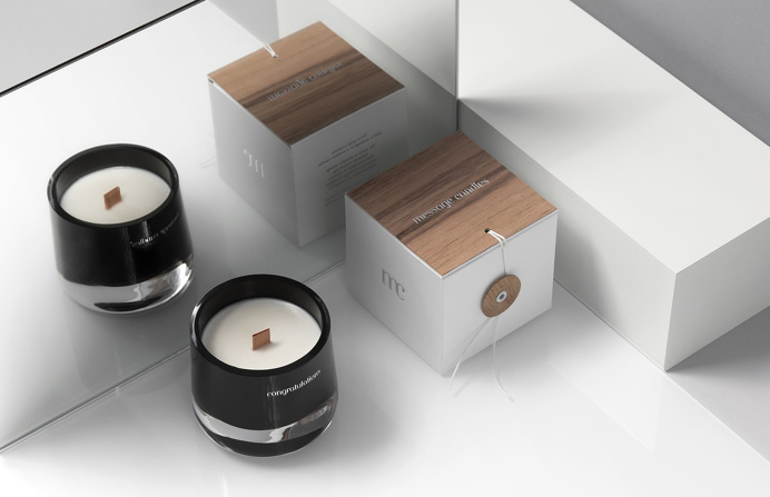 packaging, candle