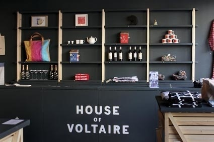 Studio Voltaire #interior #design