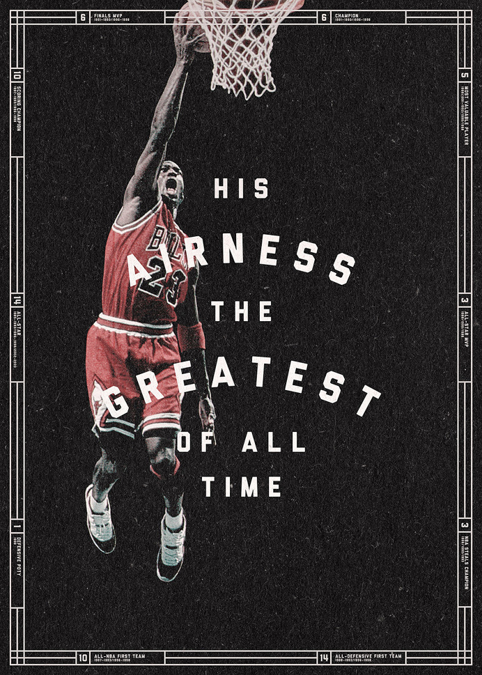 NBA Cards2Posters on Behance