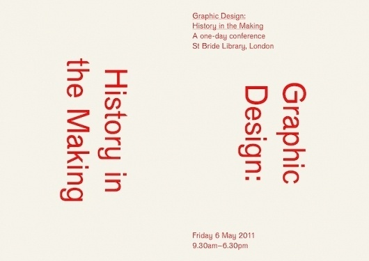 manystuff.org — Graphic Design daily selection #making #history #in #london #design #graphic #the