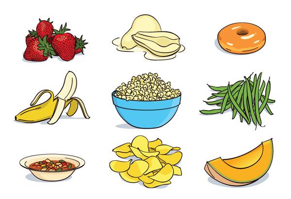 Novolog #illustration #vector #food