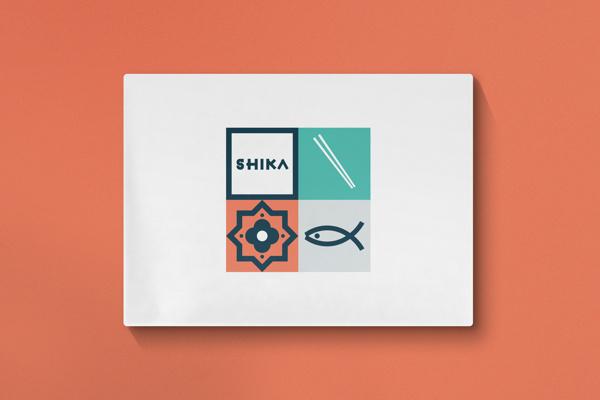 SHIKA Street Food Project on Behance #project #japanese #design #maan #food #street #cuisine #shika