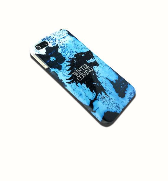 Game of Thrones Stark iPhone #phonecase #design