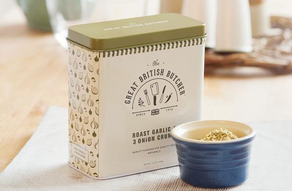 The Great British Butcher #british #butcher #heritage #branding #packaging #print #designbyday #traditional #logo
