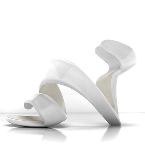 Designed by Julian Hakes #fashion #design #shoe