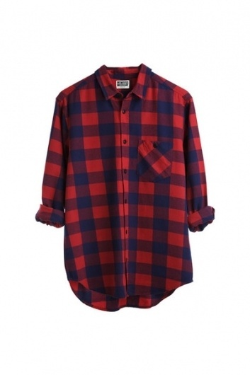 dreaming of revelry #flannel