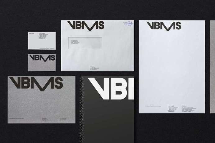 Studio Dumbar #stationery #branding #logo