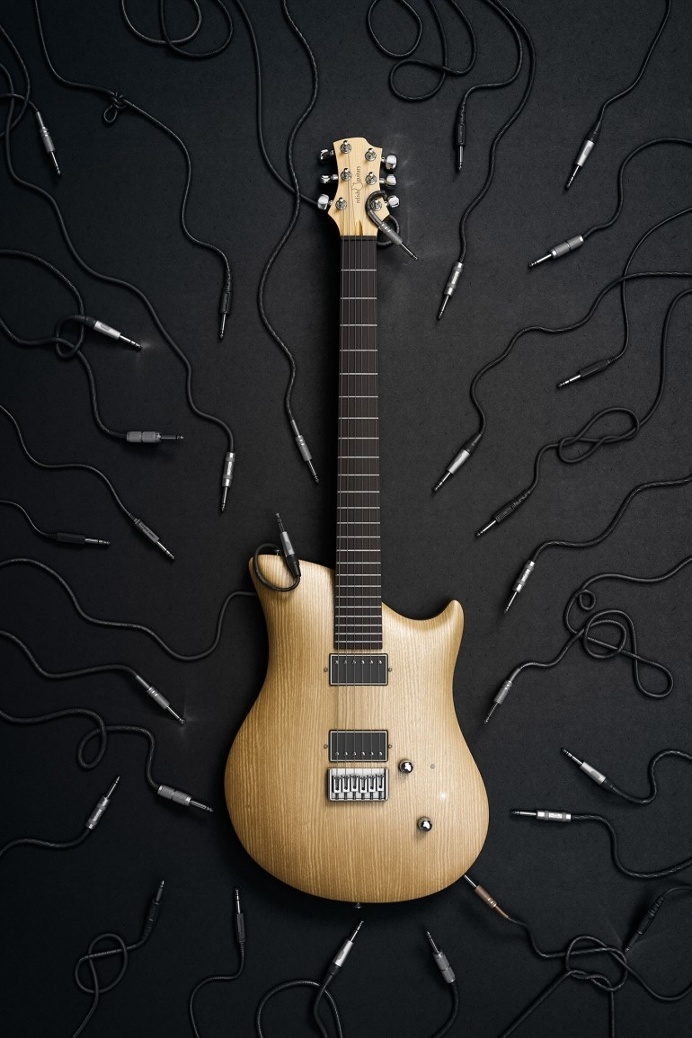 Relish Guitars – The Sexiest Guitar Alive