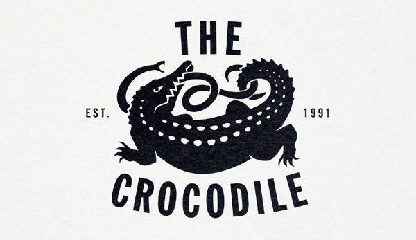The Crocodile Sleep Op #illustration