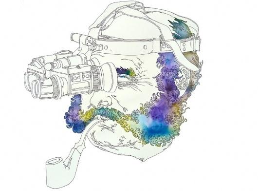 Amos Goldbaum .com #goldbaum #amos #san #illustration #francisco #drawing