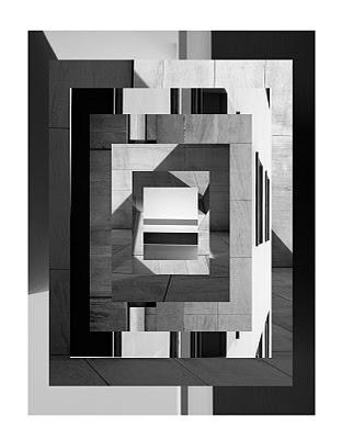 Joel Arias: Diseño Gráfico #black #white #poster #and