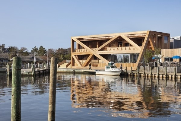 CJWHO ™ (Fire Island's Old Flame Rekindled With Pines...) #wood #photography #design #architecture