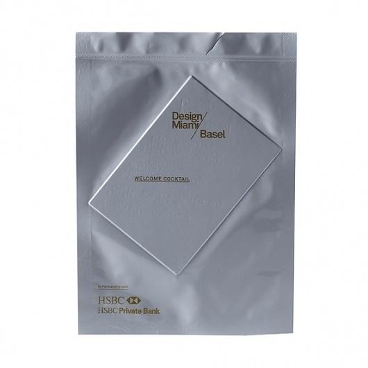 Progress Packaging Blog #invite #invitation #packaging #exhibition #art #bag
