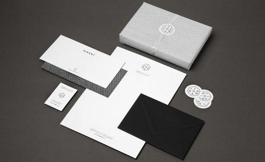 DEUTSCHE & JAPANER - Creative Studio - ignant #white #print #design #black #identity #and #logo