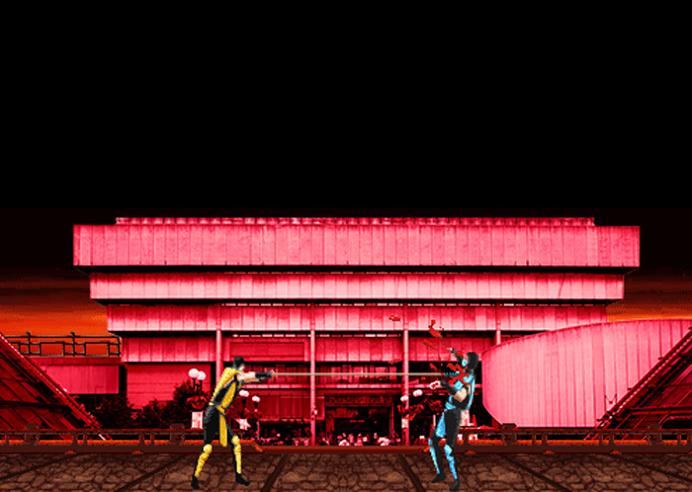 Retro Games in Birmingham on Behance