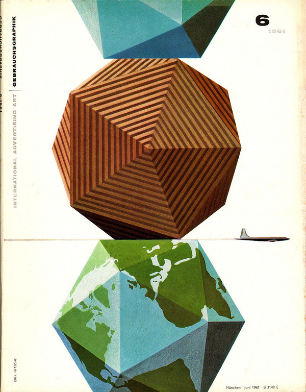 Erik Nitsche #illustration