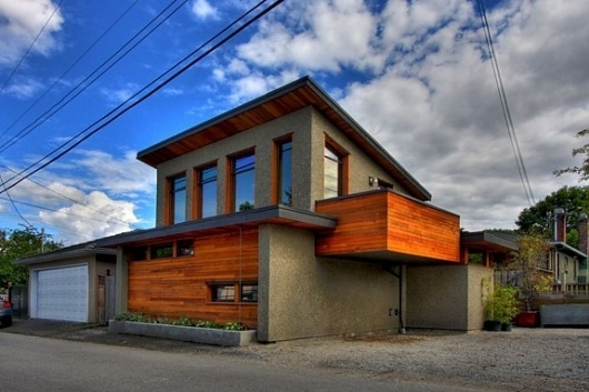 Onestep Creative - The Blog of Josh McDonald » The Mendoza Lane House #canada #architecture #modern