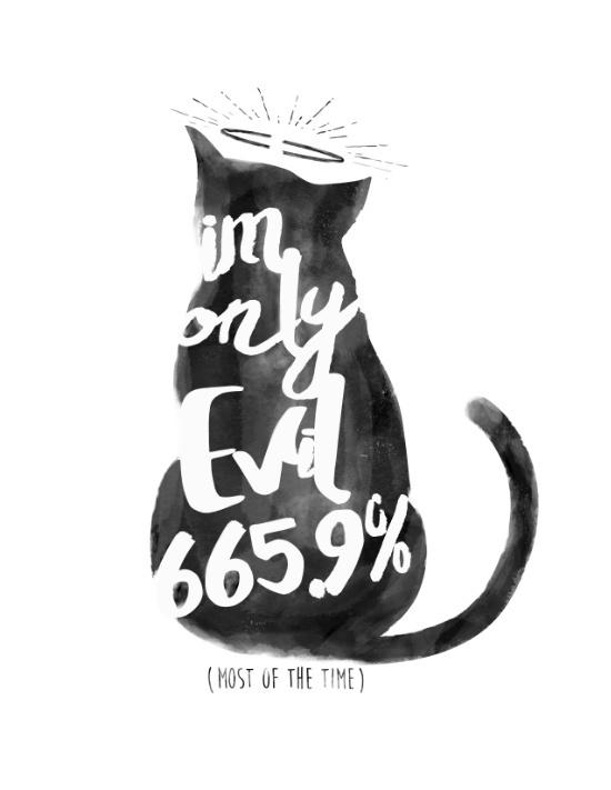 Cat Illustration #anthonyquintana #artprint #cat #best #illustration #catillustration #t-shirt