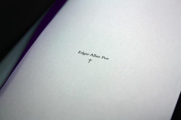El entierro prematuro by Bili Cardona, via Behance #design #graphic #book #lectura #read #editorial #libro