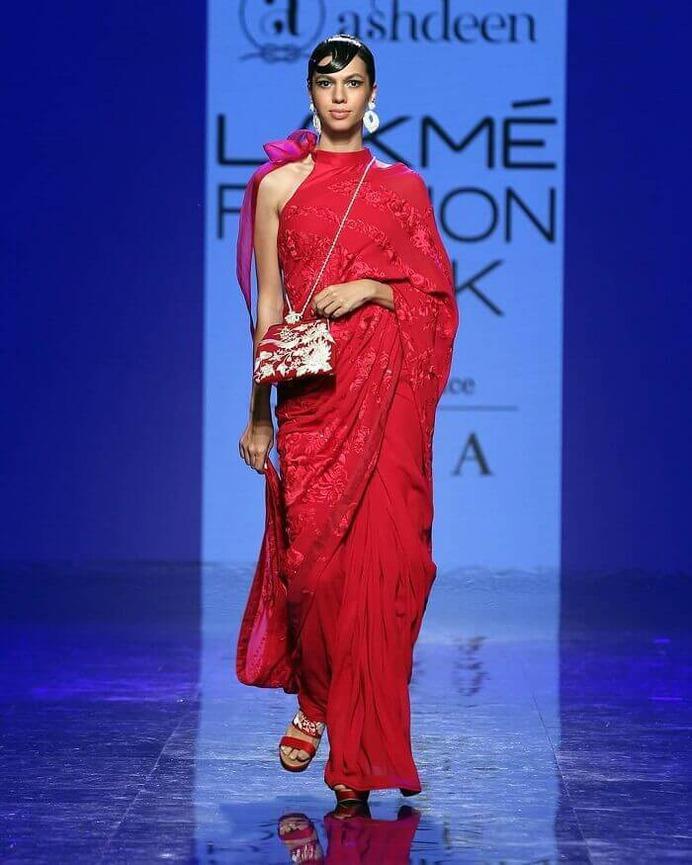#Day2 - Lakme Fashion Week Summer/Resort 2020 at Jio Garden, Mumbai, India