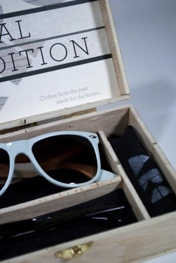 Arc Sunglasses Case - samfitzgerald.com #logo #print #package