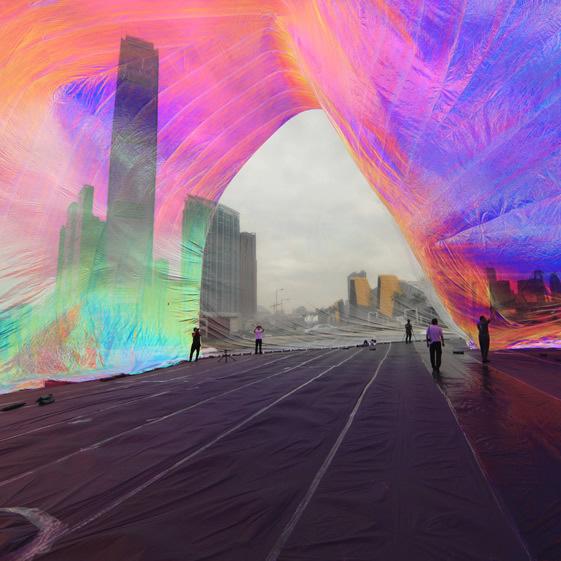 CJWHO ™ (Artists blow hot air at temporary Hong Kong...) #design #art #photography #sculpture #installation #hong kong #crafts