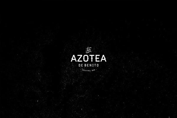 Best Logos La Azotea De Benito Images On Designspiration
