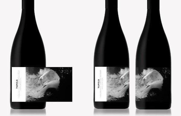 Tupelo Wines by Mash Design #water #elvis #packaging #label #wine #mash #tupelo