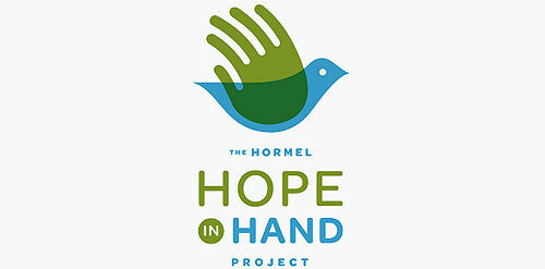 Hope In Hand « Logo Faves | Logo Inspiration Gallery #logo