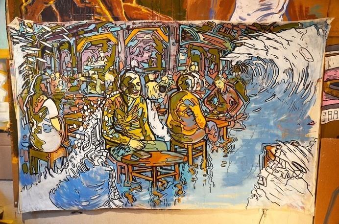Extraordinary Paintings by Emir Aktunc - JOQUZ #painting #drawing #art