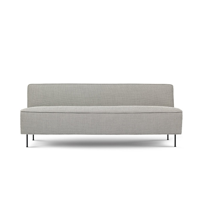 #ModernLine #Sofa 2-Seater by #GretaMGrossman for #Gubi.