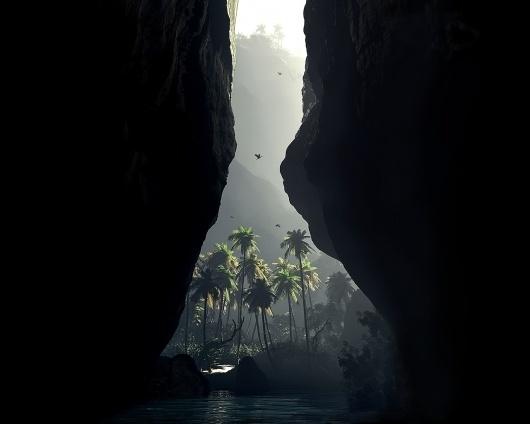The Art of Thomas Krahn - Mantra Desktop #photography #mountains #jungles #landscapes