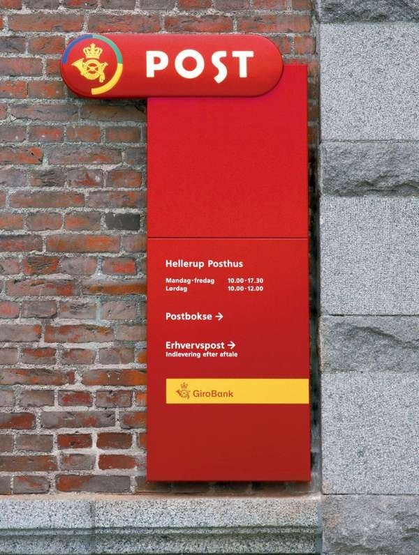 Danish Post #post #id