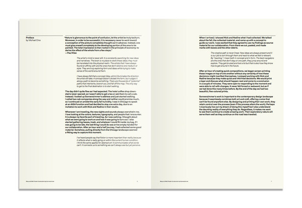 Warp and Weft alexfuller.com #book #typography