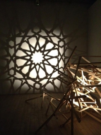 ghost in the machine - Shadow and Light Art by Rashad Alakbarov #light #art #shadow