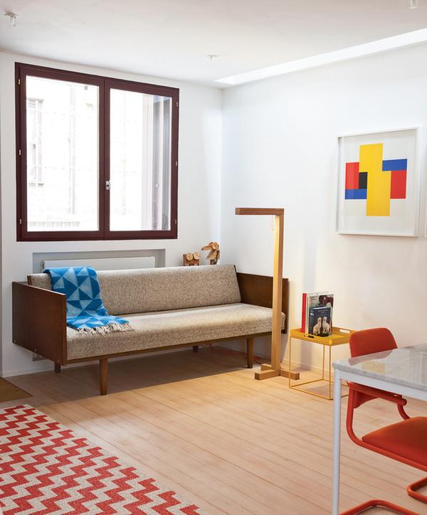 2 voss street living room #interior #design