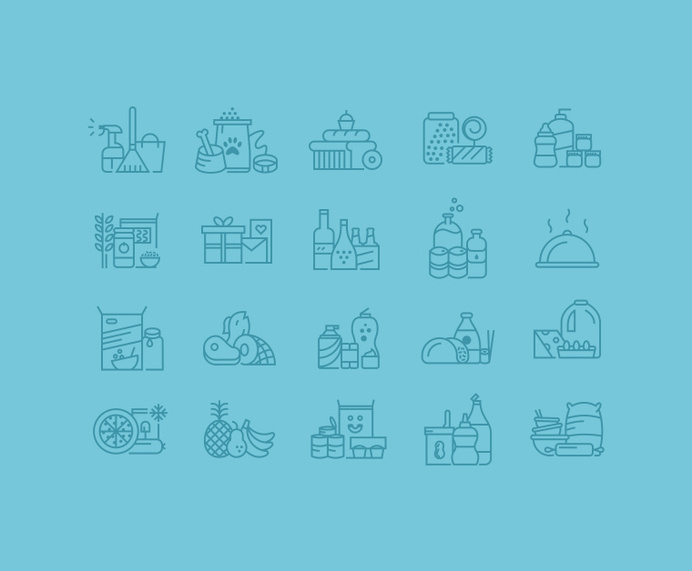 All-icons #pictogram #icon #sign #picto #symbol