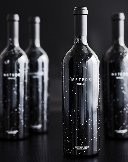 Meteor Merlot : Lovely Package® . Curating the very best packaging design. #labs #stars #package #work